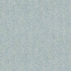 Herringbone Breeze Blue